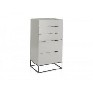 PASADENA TALL design fiókos szekrény - szürke Angel Cerdá AC