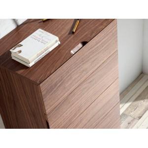 LUDOVICA design szekrény - dió Angel Cerdá AC