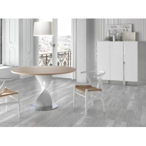 MONIQ design szekrény - fehér - 135cm Angel Cerdá AC