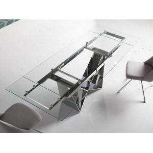 SABADELL modern bővíthető étkezőasztal - 160-220cm Étkezőasztalok AC