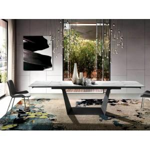 BARAKALDO design bővíthető étkezőasztal - 180-270cm Étkezőasztalok AC