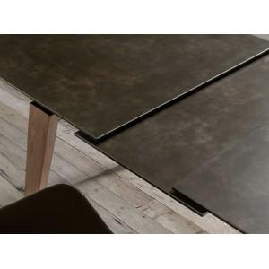 SANTIAGO design bővíthető étkezőasztal - 180-230cm Étkezőasztalok AC