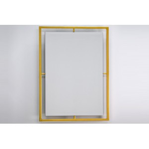 GILDA design tükör - arany - 120cm Tükrök