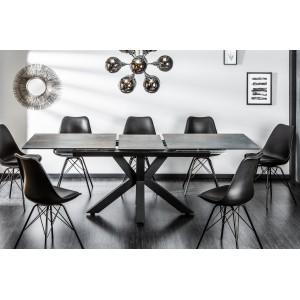 FANCY DARK design étkezőasztal - 180-225cm Étkezőasztalok