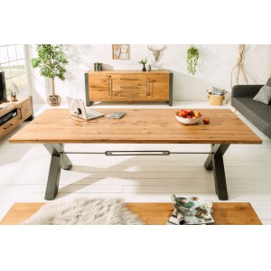 AMADEUS tömör tölgy étkezőasztal - 200cm Étkezőasztalok
