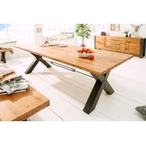 AMADEUS tömör tölgy étkezőasztal - 240cm Étkezőasztalok