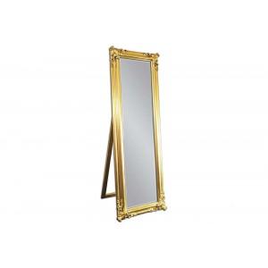 LUISSE design álló tükör - fehér/ezüst/arany Tükrök