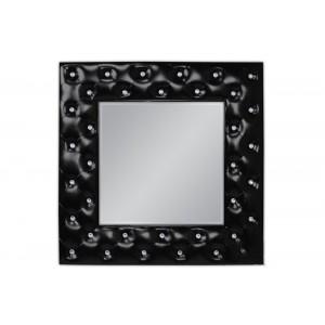 MAYA design tükör - 98cm - fehér/fekete/ezüst Tükrök
