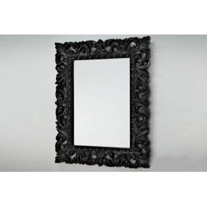 JOSEPHINE barokk tükör - 100cm - fekete Tükrök