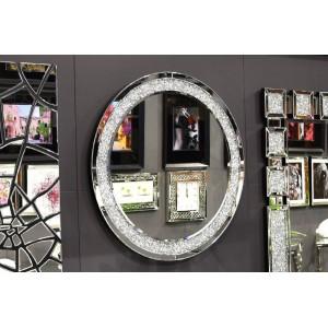 NARCISSE design kerek tükör - 90cm Tükrök