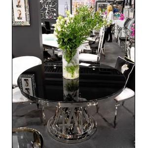 SORBETTO design kerek étkezőasztal - 128cm