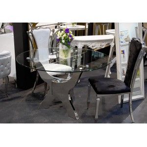 SABATINI design kerek étkezőasztal - 120cm