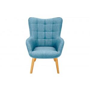 VINCENT design fotel - kék