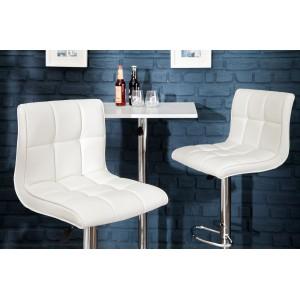 MODENA design bárszék- fehér Ülőbútor