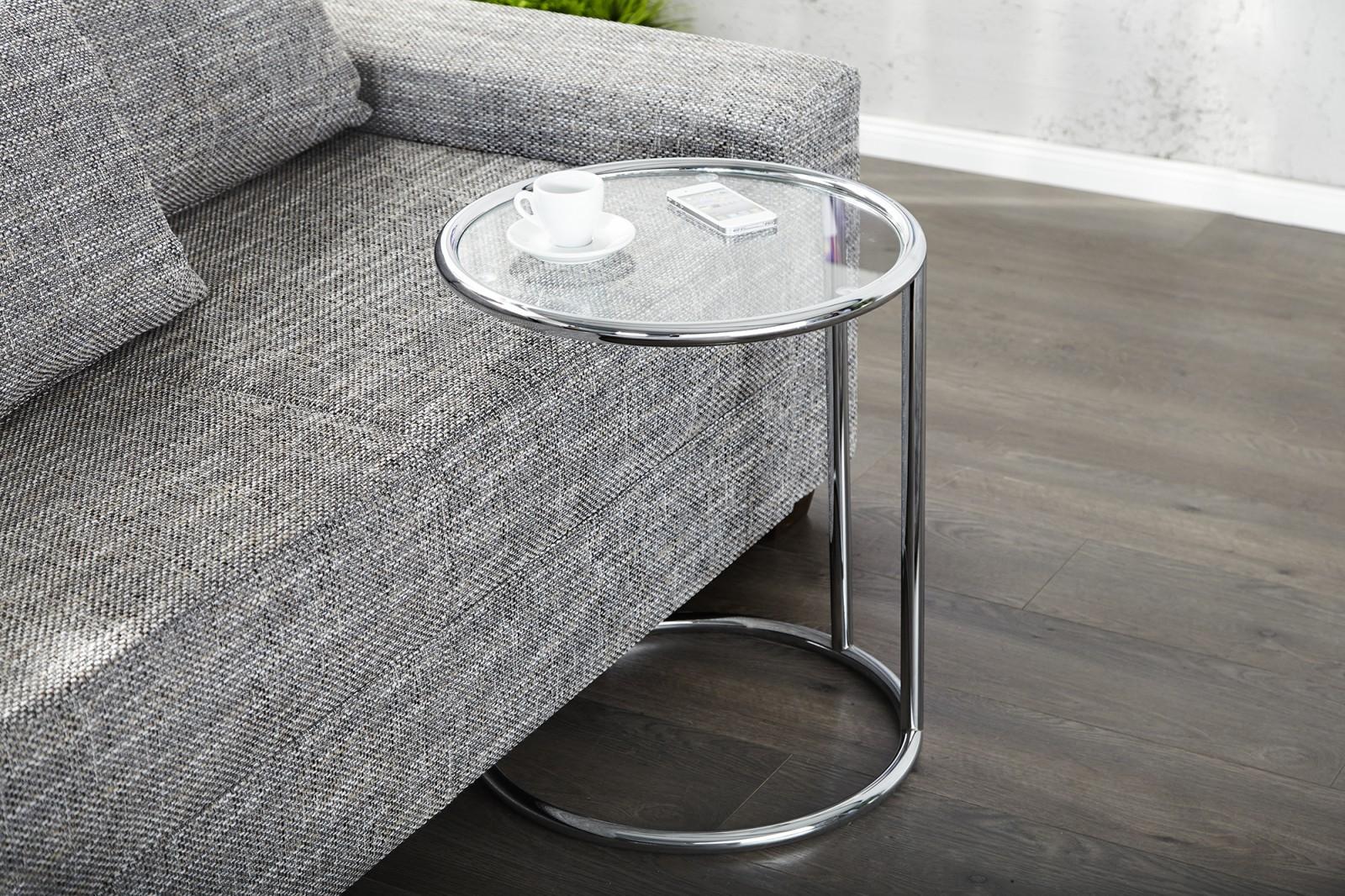 Artdeco doh nyz asztal for Beistelltisch design glas