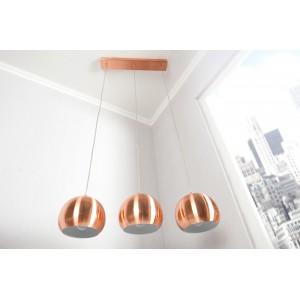 COOPER 3 - réz - design függőlámpa Függőlámpák