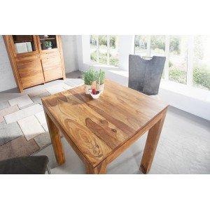 LAGOS tömör rózsafa étkezőasztal - 70cm Étkezőasztalok