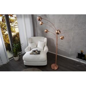 QUINTUS - design állólámpa - réz Állólámpák