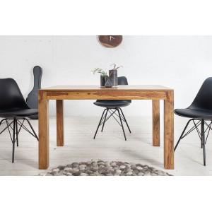 LAGOS tömör rózsafa étkezőasztal - 120-200cm Étkezőasztalok
