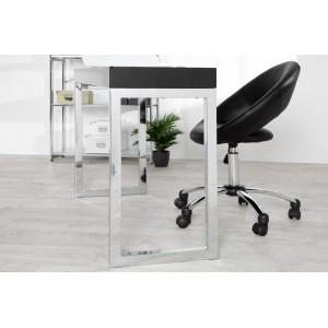 CONNIE design íróasztal - fekete Íróasztalok