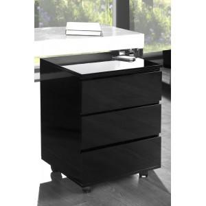 BIG DEAL tároló - fekete Íróasztalok
