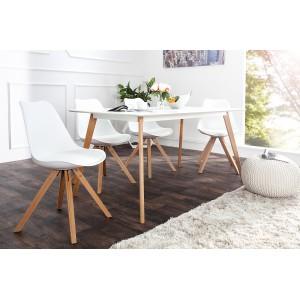 SCANIA modern szék- fehér Karfa nélkül