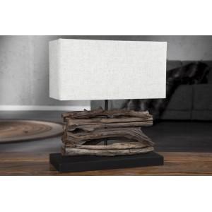 SHORE - asztali lámpa - bézs Asztali lámpák