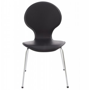 BUTTERFLY design szék- fekete Karfa nélkül
