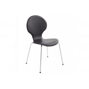 BUTTERFLY design szék- fekete Karfa nélkül KD