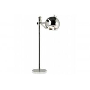 BALL - retro asztali lámpa - króm Asztali lámpák KD