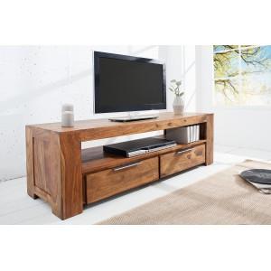 MAKASSAR NATUR tömör rózsafa TV állvány TV szekrények