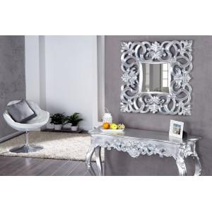 VENICE design tükör - ezüst Tükrök