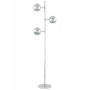 BUBBLE III - design állólámpa - króm Állólámpák KD