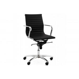 ERGO design irodai szék - fekete Irodai székek
