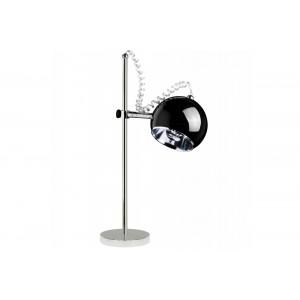 BALL - retro asztali lámpa - fekete Asztali lámpák
