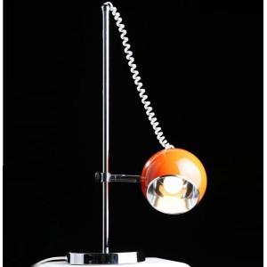 BALL - retro asztali lámpa - sárga Asztali lámpák KD