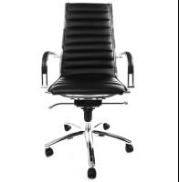 LANDON design irodai szék - fekete Irodai székek