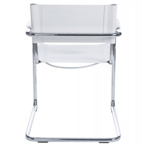 LEWIS design irodai szék - fehér Irodai székek KD