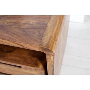 GOA tömör rózsafa íróasztal - 150 cm Íróasztalok