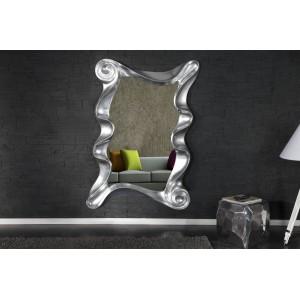 MIRACLE design tükör - ezüst Tükrök