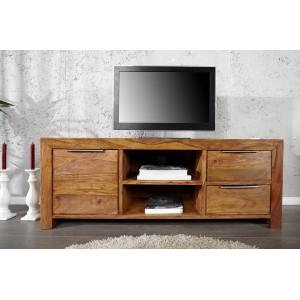 LAGOS tömör rózsafa TV állvány TV szekrények
