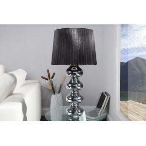 MIA - asztali lámpa - fekete Asztali lámpák