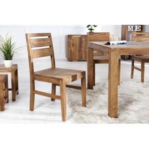 LAGOS tömör rózsafa design szék Karfa nélkül
