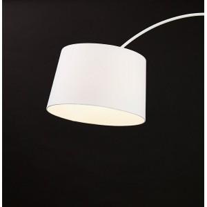 PARMA- design állólámpa - fehér Állólámpák KD