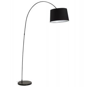 PARMA- design állólámpa - fekete Állólámpák KD
