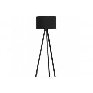 STICK - design állólámpa - fekete Állólámpák KD