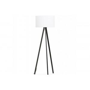 STICK - design állólámpa - fehér/fekete Állólámpák KD