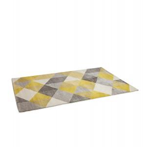 METRIC design szőnyeg  - sárga Szőnyegek