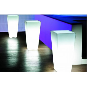 NAIF  medium - világító kaspó Világító bútorok