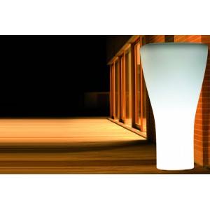 SIXTY high - világító kaspó Világító bútorok
